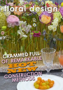 Hot new construction flower arrangement methods