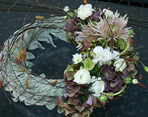 Learn how to make beautiful funeral flowers with the MIT floristry school in Auckland New Zealand