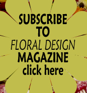 Subscribe to floral design magazine and get 12 editions, one every month of the year!