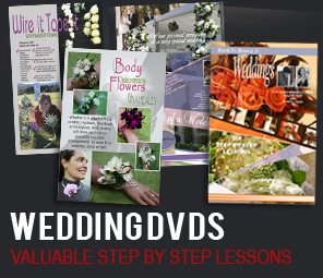 floral design magazine wedding flower arranging videos