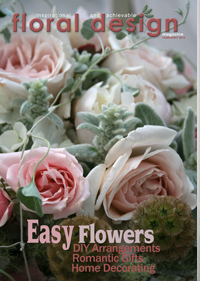 Easy flower arrangements; If you are a beginner, this is the edition of floral design magazine for you.