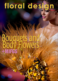 Stylish Flower Bouquets and Body Flowers to copy