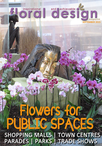 hift your flower business into top gear: Special Edition floral design magazine
