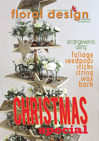 Christmas Special Edition with floraldesignmagazine.com
