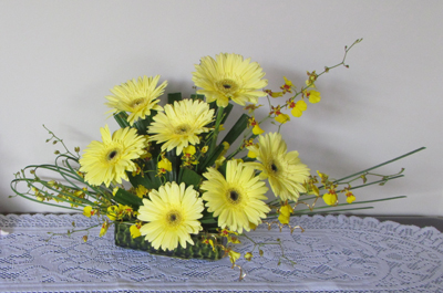 Sensational flower arranging ideas, lessons and floral design ...