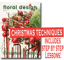 Let the expert florists guide you through their own marketing and sales ideas not by telling  but by showing you what they have done to attract public attention.