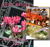 Make your own wedding bouquets DVD and magazine-floraldesignmagazine.com